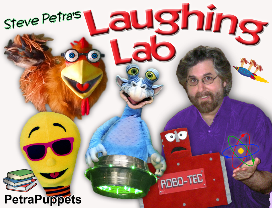 Image result for steve petra and laughing lab