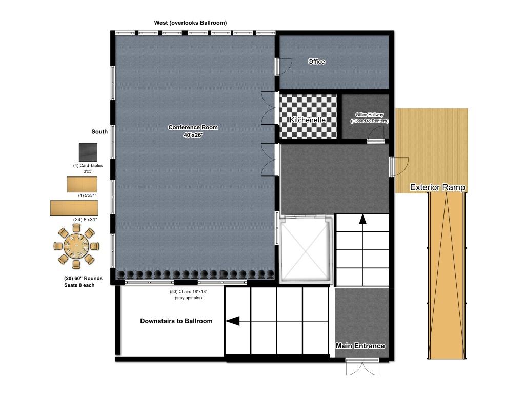 floor planner u2014 mount baker community club