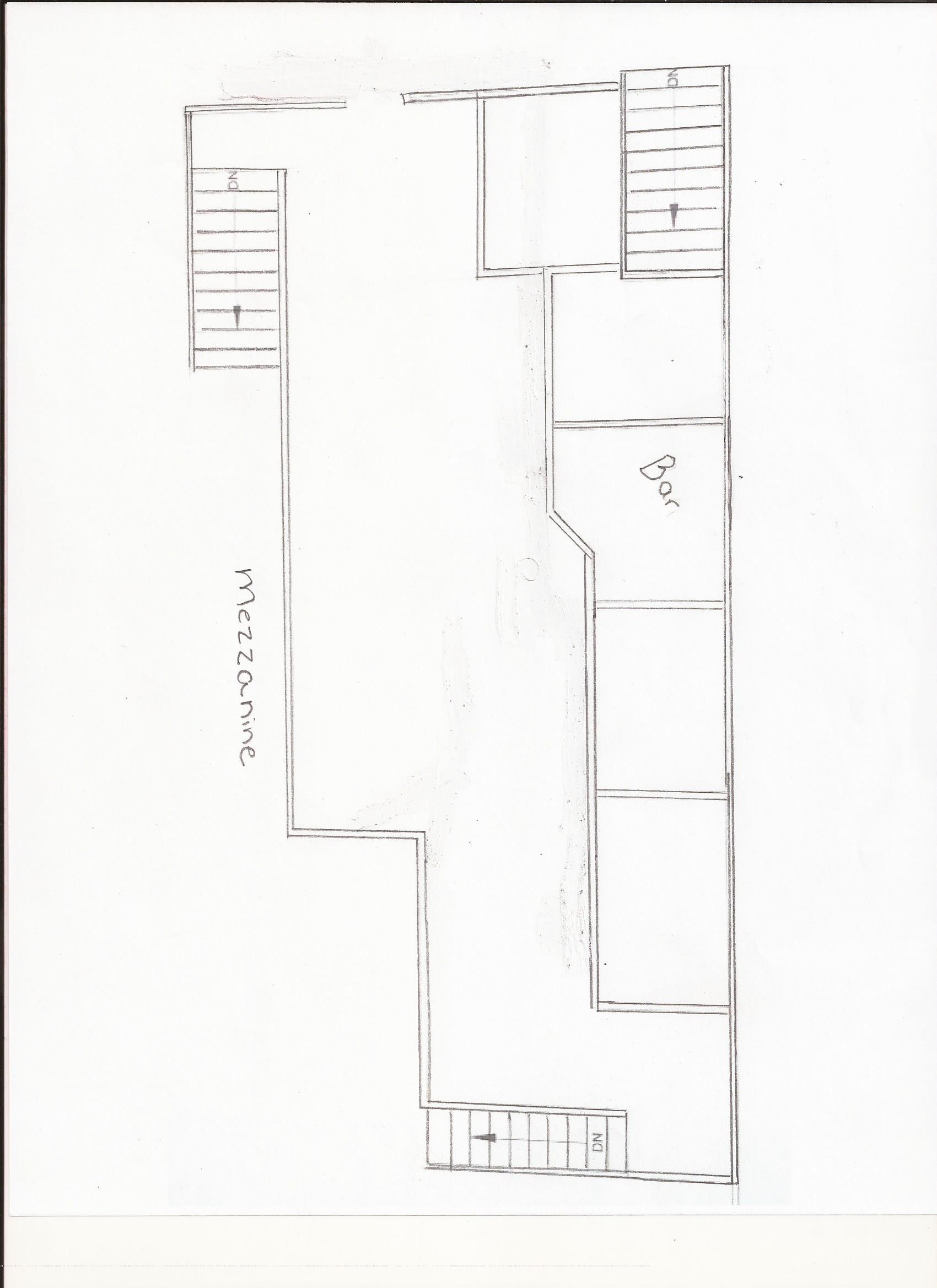 Faq lamar street center for Mezzanine floor plan