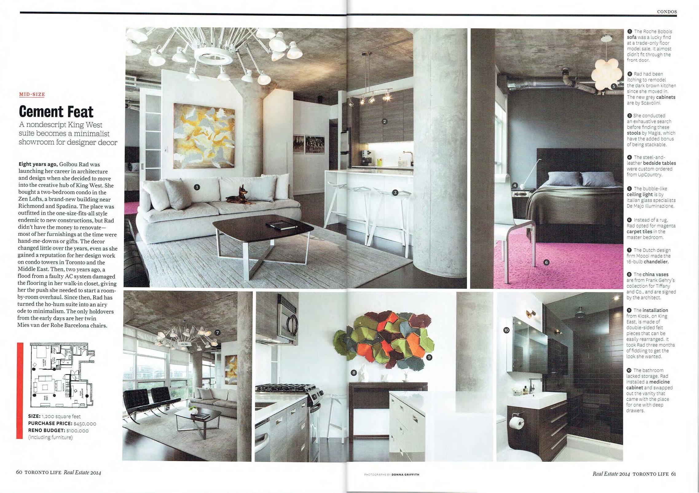 interior design course in toronto canada