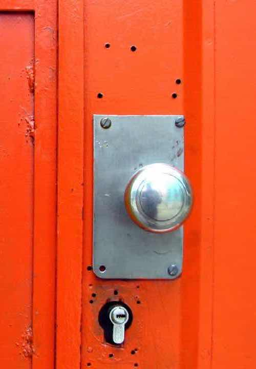 Round Doorknob