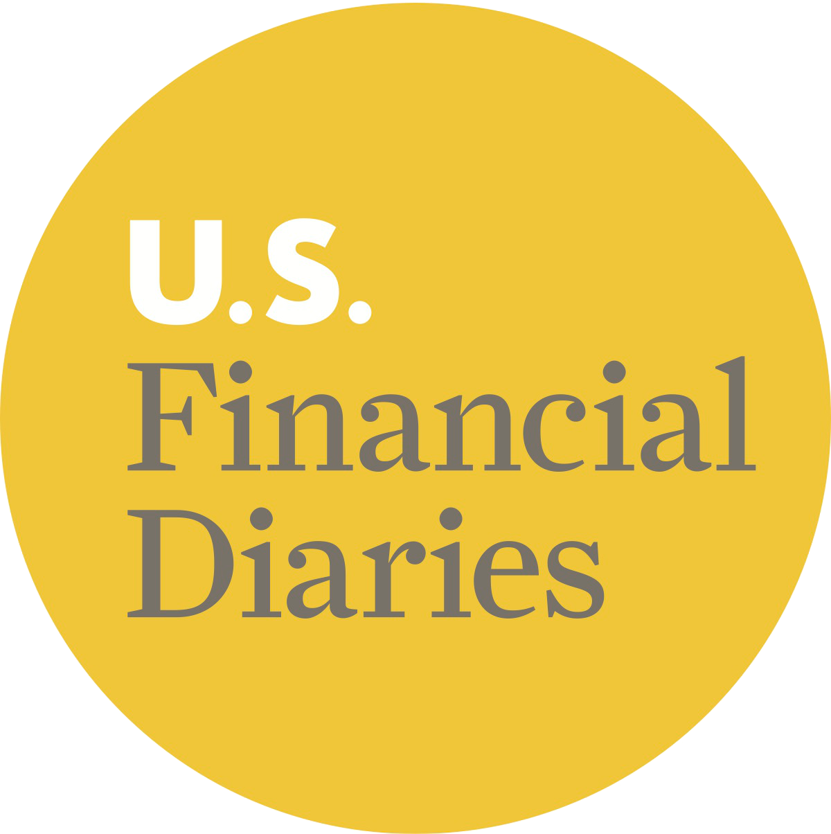 US Financial Diaries Logo