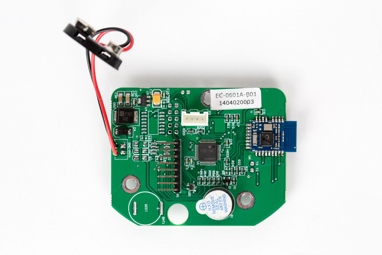 Electronic Safe Lock Analysis Part 1 Teardown Somerset Recon Circuit Schematic Keypad Combination