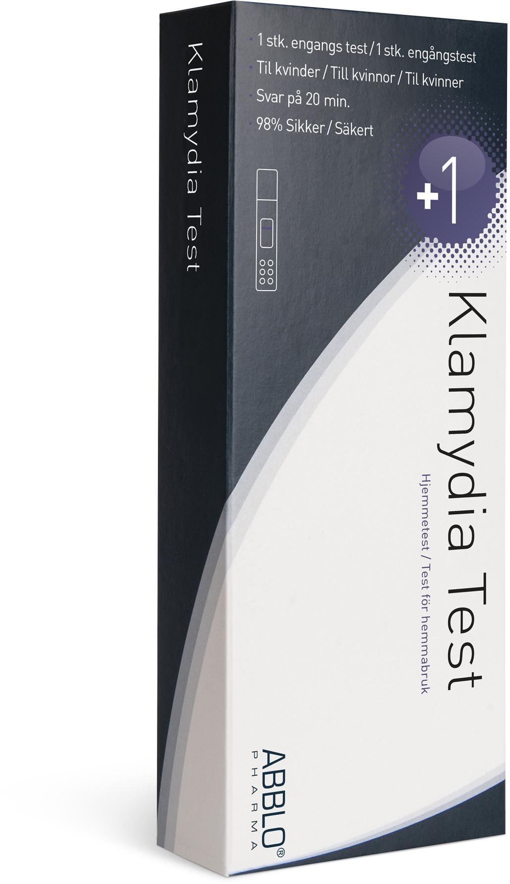 klamydia test københavn