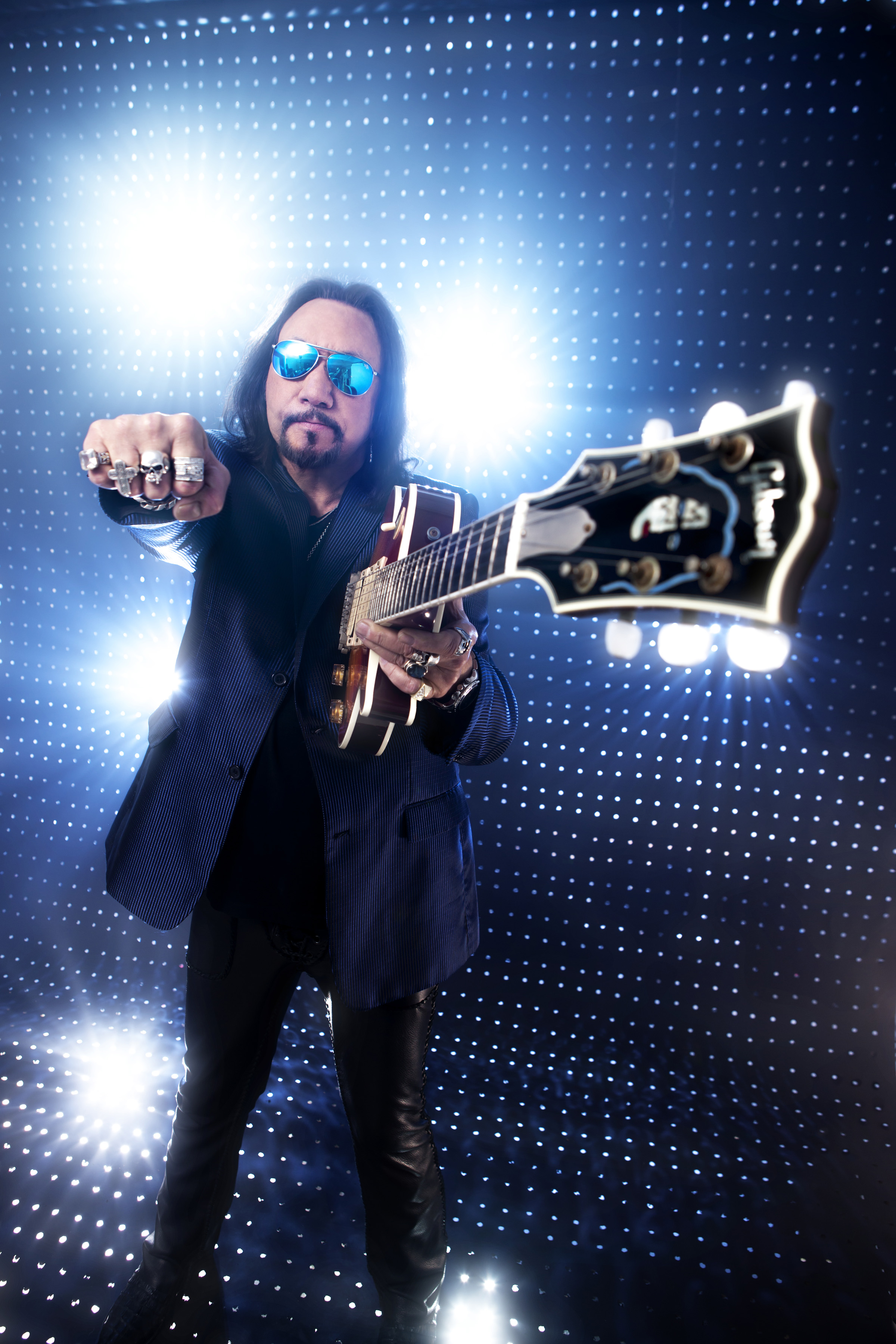 Ace Of Pentacles Images On Pinterest: Ace Frehley