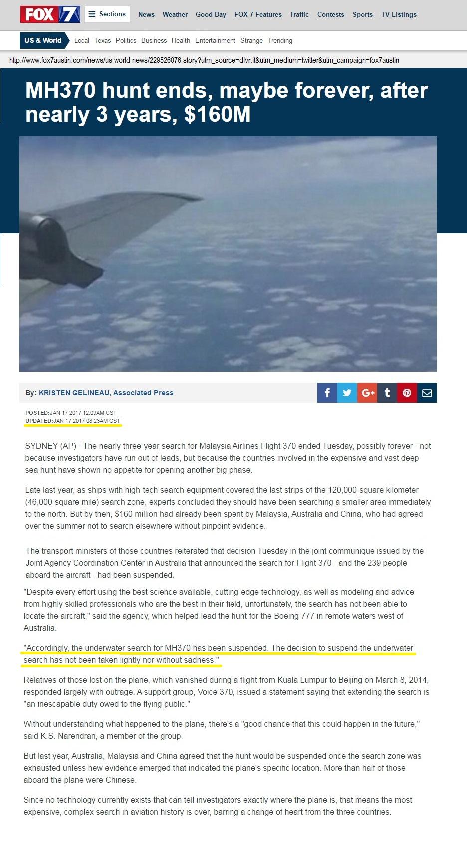 Malaysian Flight 370 Psychic Prediction — Michelle Whitedove
