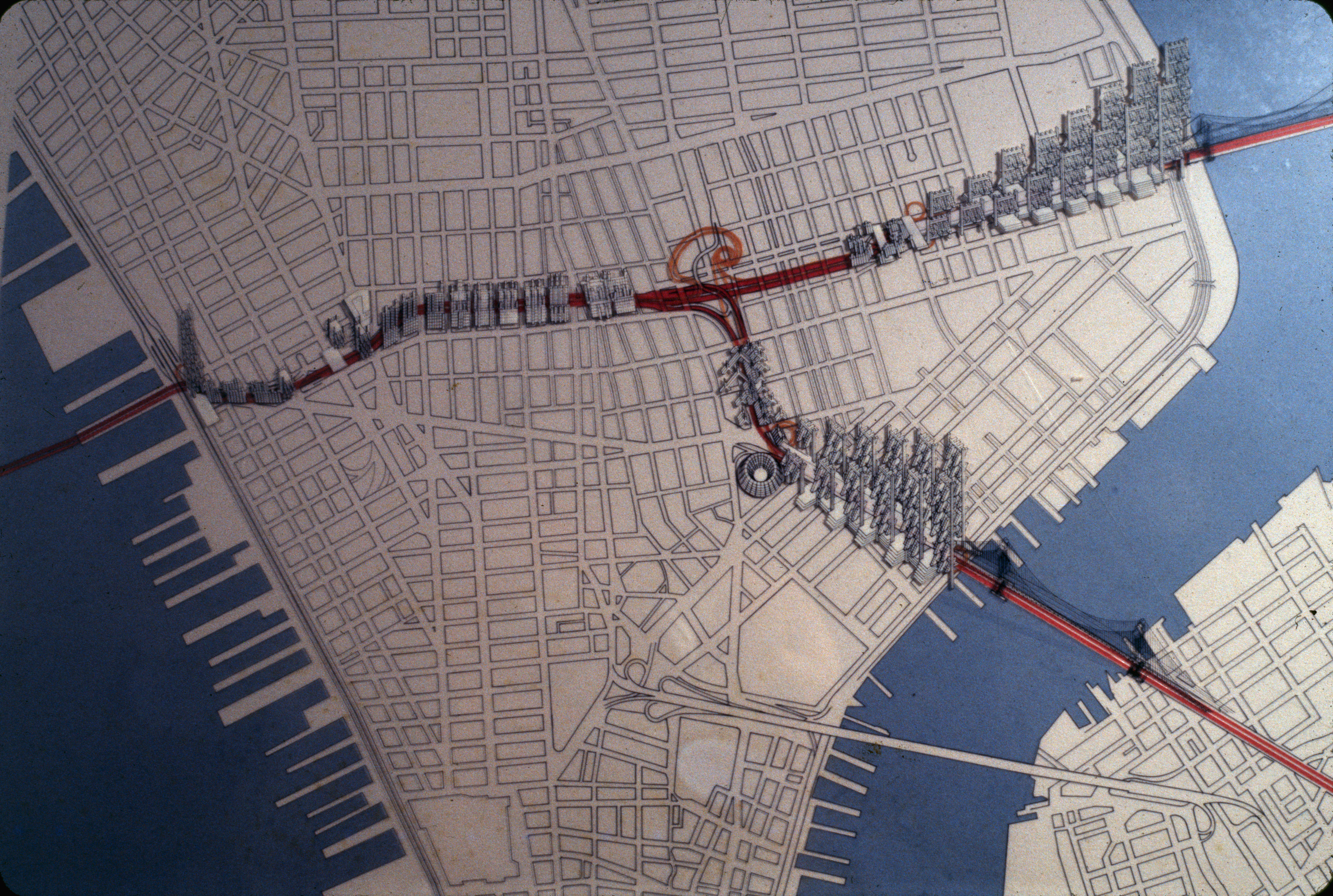 Greene Street Map Index  Greene Street - New york map in 3d