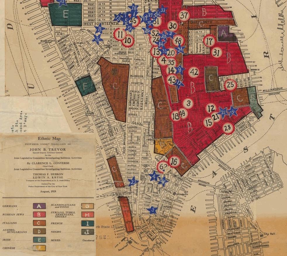 Greene Street Map Index Greene Street