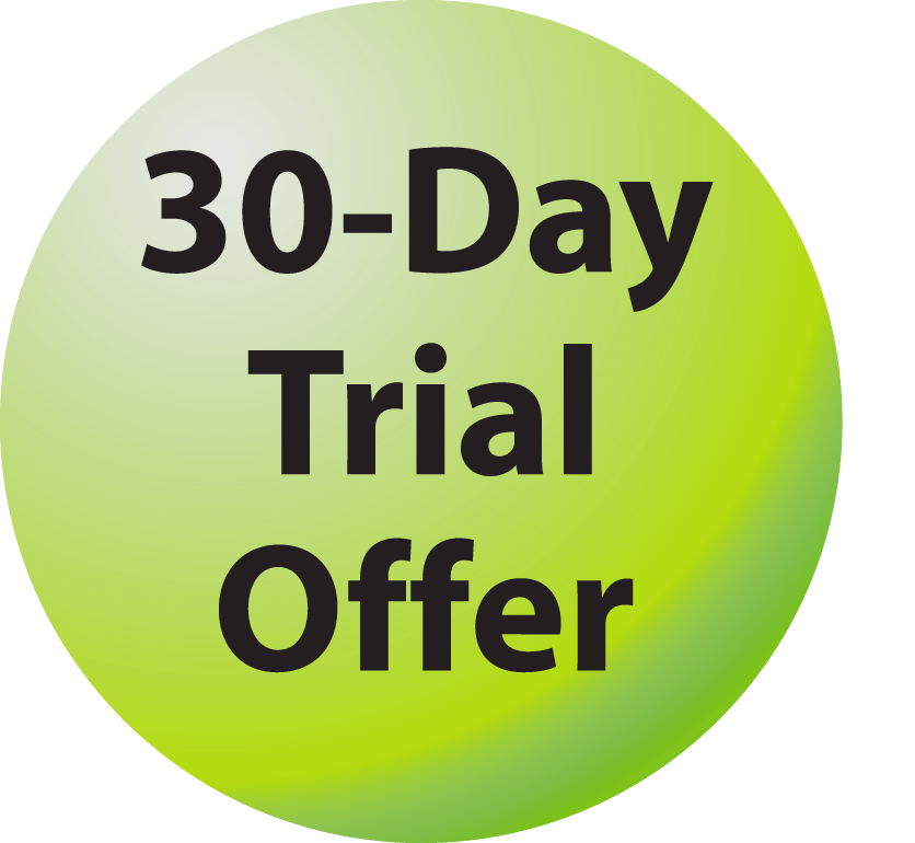 30-Day Trial Offer
