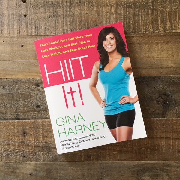 HIIT It! by Gina Harney | edibleperspective.com #giveaway