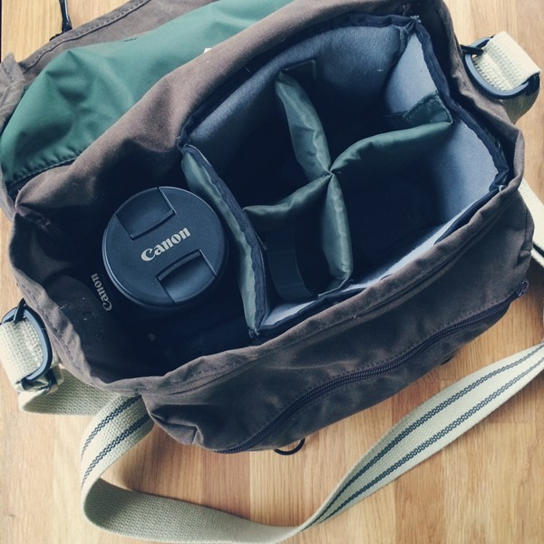 Food Photography Tip of the Week - Inside My Camera Bag | edibleperspective.com