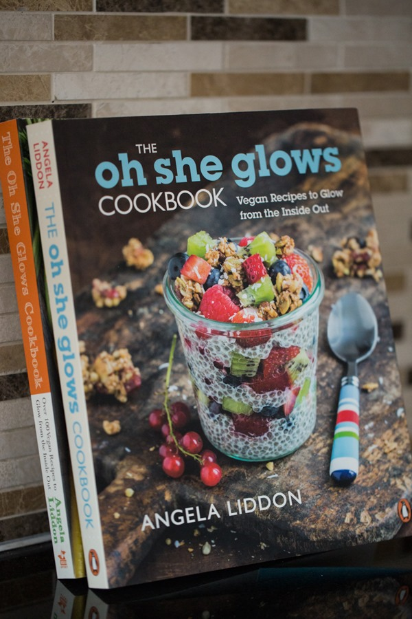 The Oh She Glows Cookbook by: Angela Liddon #ohsheglows