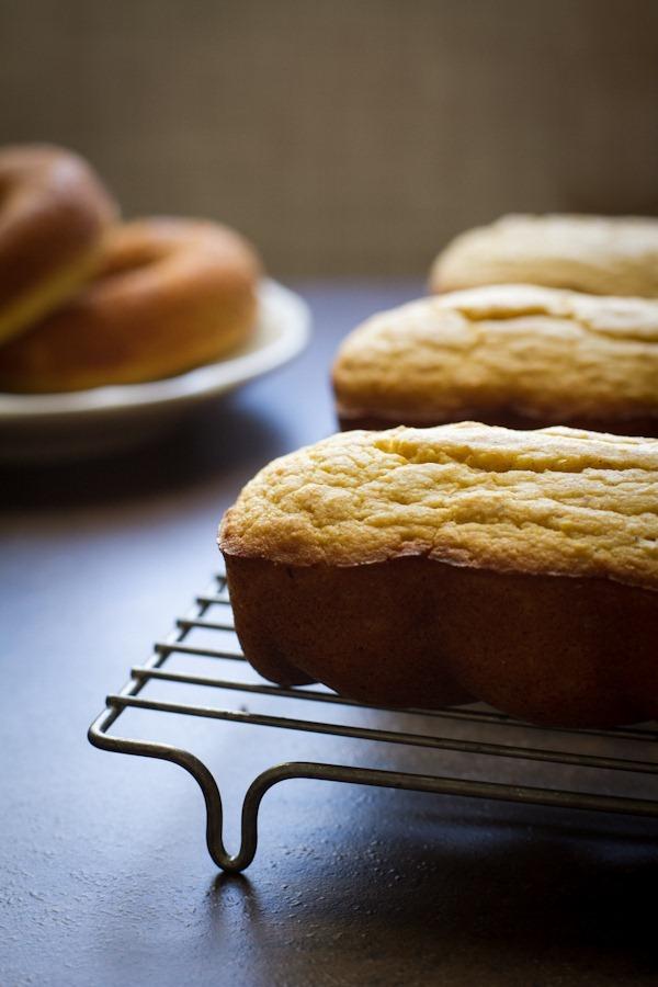 cornbread doughnuts | edible perspective