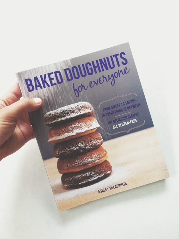 baked doughnuts for everyone | edible perspective