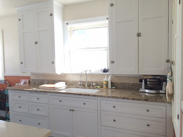 Kitchen Reno: before + after | edibleperspective.com