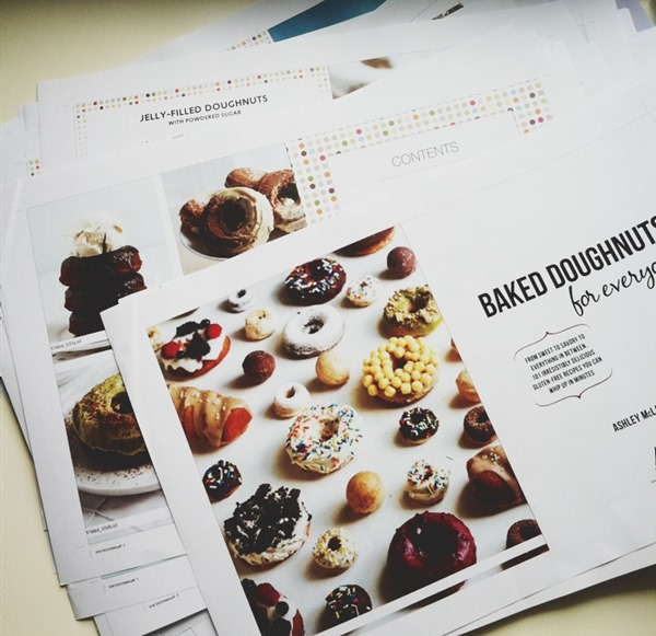 baked doughnuts for everyone // edible perspective #glutenfree