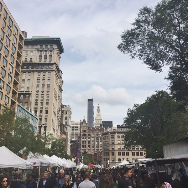 Where to Eat in New York City {gluten-free + veggie friendly} | edibleperspective.com