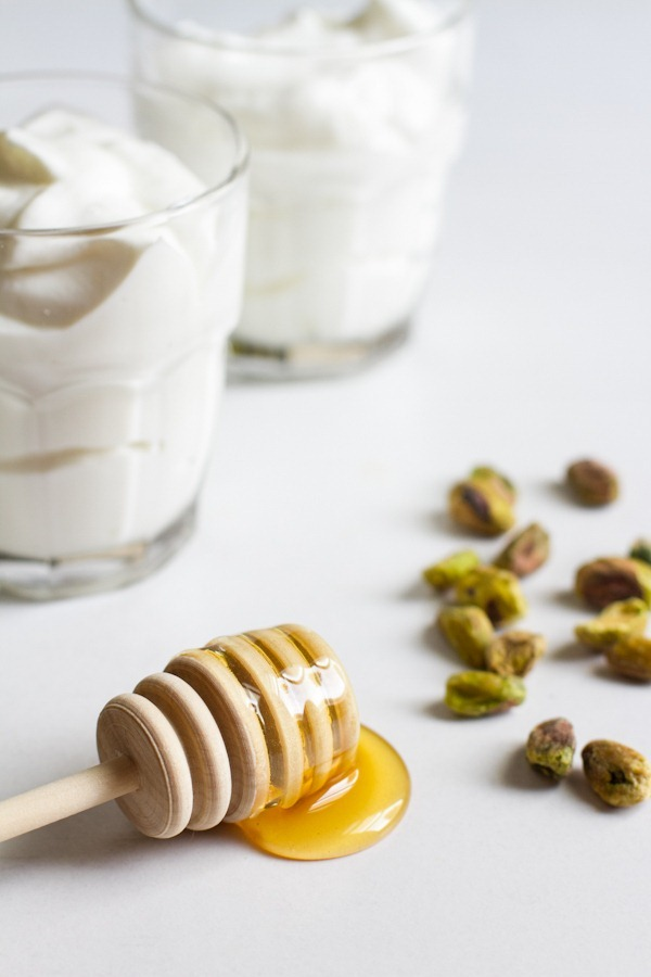 honey lime citrus parfait // edible perspective