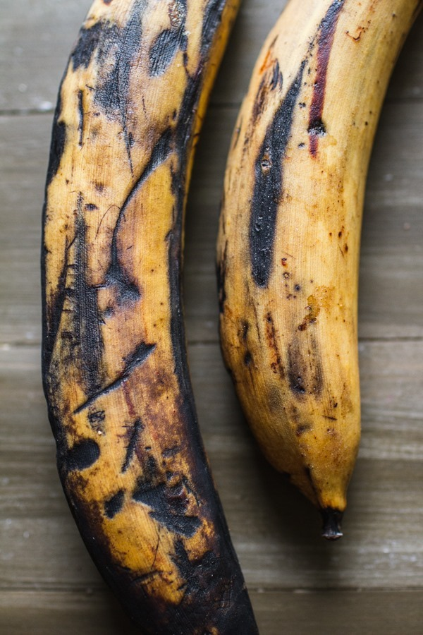Sweet Cinnamon Grilled Plantains |edibleperspective.com