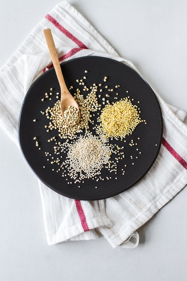 3 Grain Blend and Breakfast Porridge | edibleperspective.com