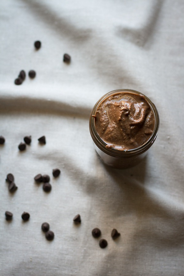 Mocha Almond Butter | Edible Perspective