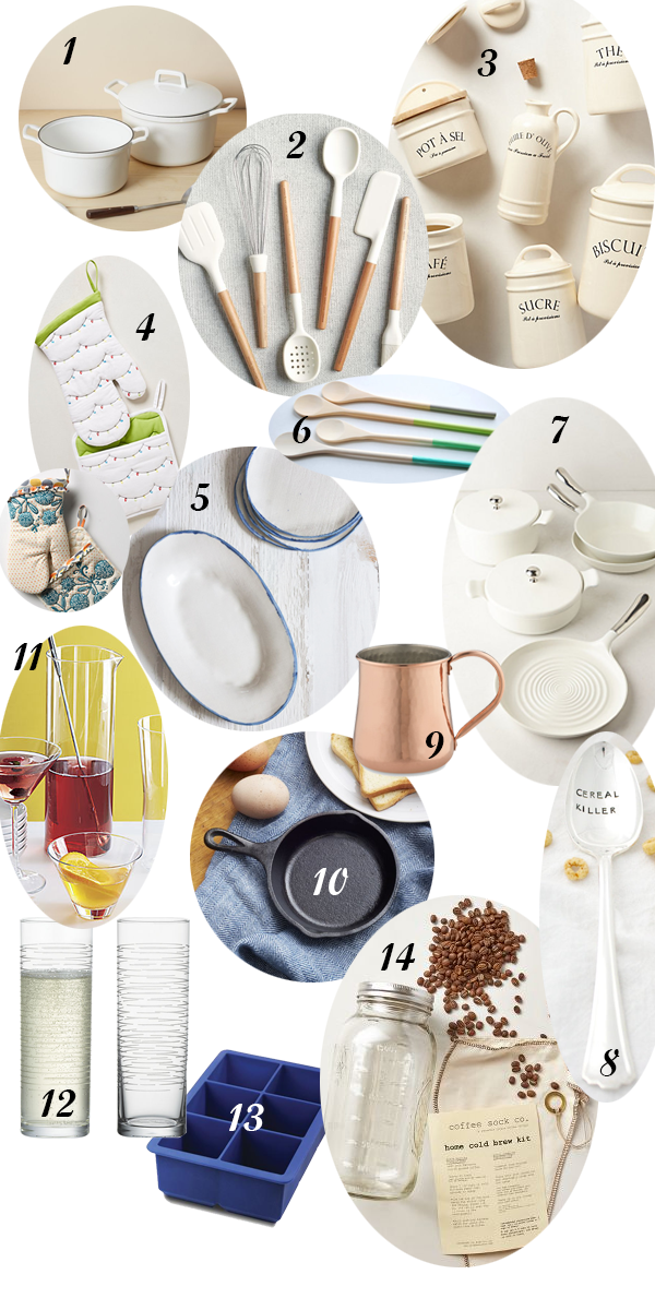 Gift Guides 2013: Pretty + Functional Kitchen Things | edibleperspective.com