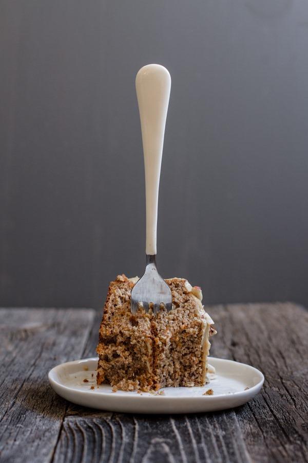 Gluten-Free Carrot Cake | edibleperspective.com