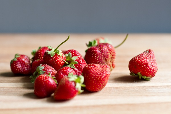 Strawberries | Edible Perspective