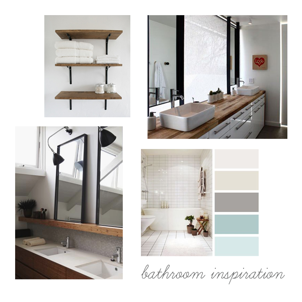 Home Renovations: Master Bathroom | edibleperspective.com