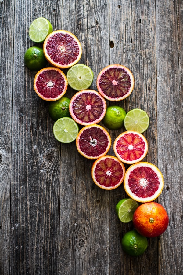 Easy blood orange margarita recipe