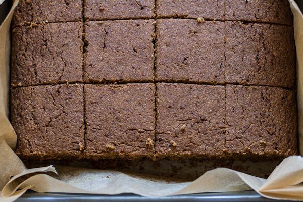 Breakfast Friday >> Gingerbread Buckwheat Cake   edibleperspective.com