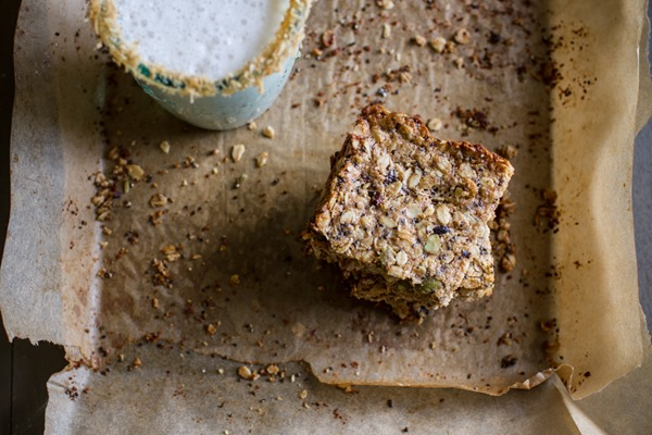 Chewy Granola Bars | edibleperspective.com