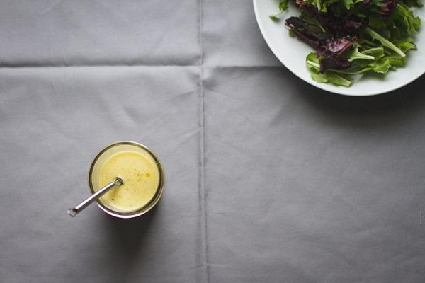 fennel + citrus salad with champagne vinaigrette // edible perspective