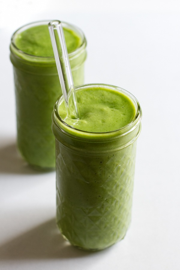 super green smoothie // edible perspective