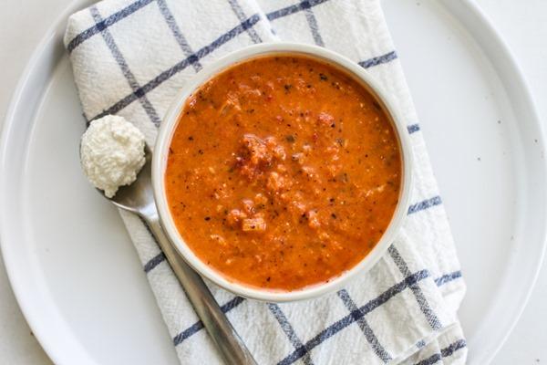 Tomato Soup | edibleperspective.com