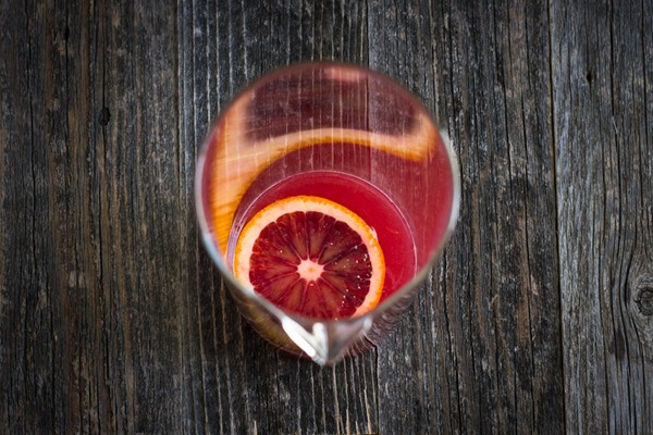 citrus sangria // edible perspective