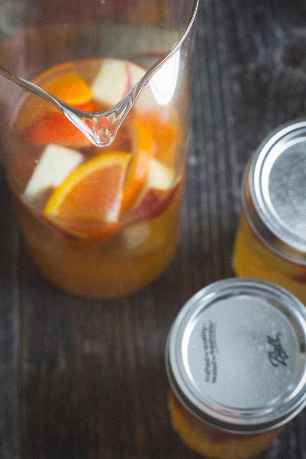 citrus sangria // edible perspective