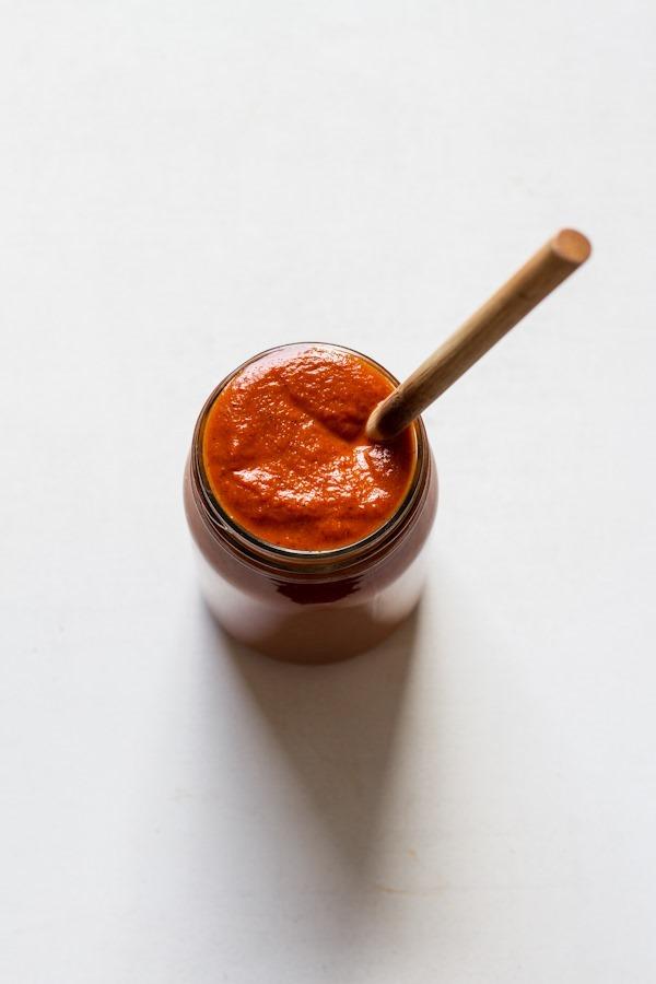 Easy Enchilada Sauce | edibleperspective.com