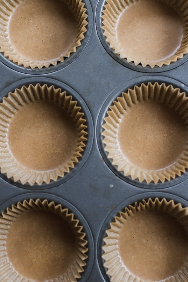5 Ingredient Inside-Out Peanut Butter Cups | edibleperspective.com #vegan #glutenfree