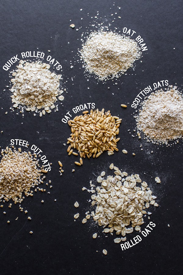 The Ultimate Guide to Oats | edibleperspective.com