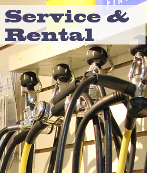 Service and Rental