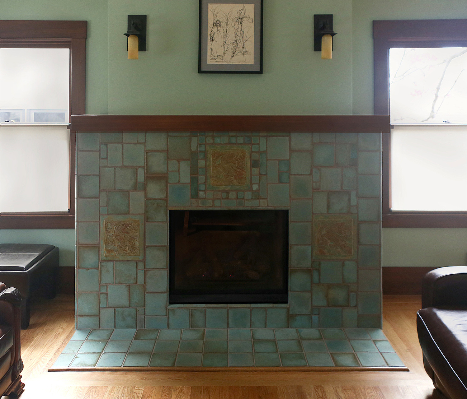 hearth by for pin and fireplace tiles using com kristiblackdesigns mexican