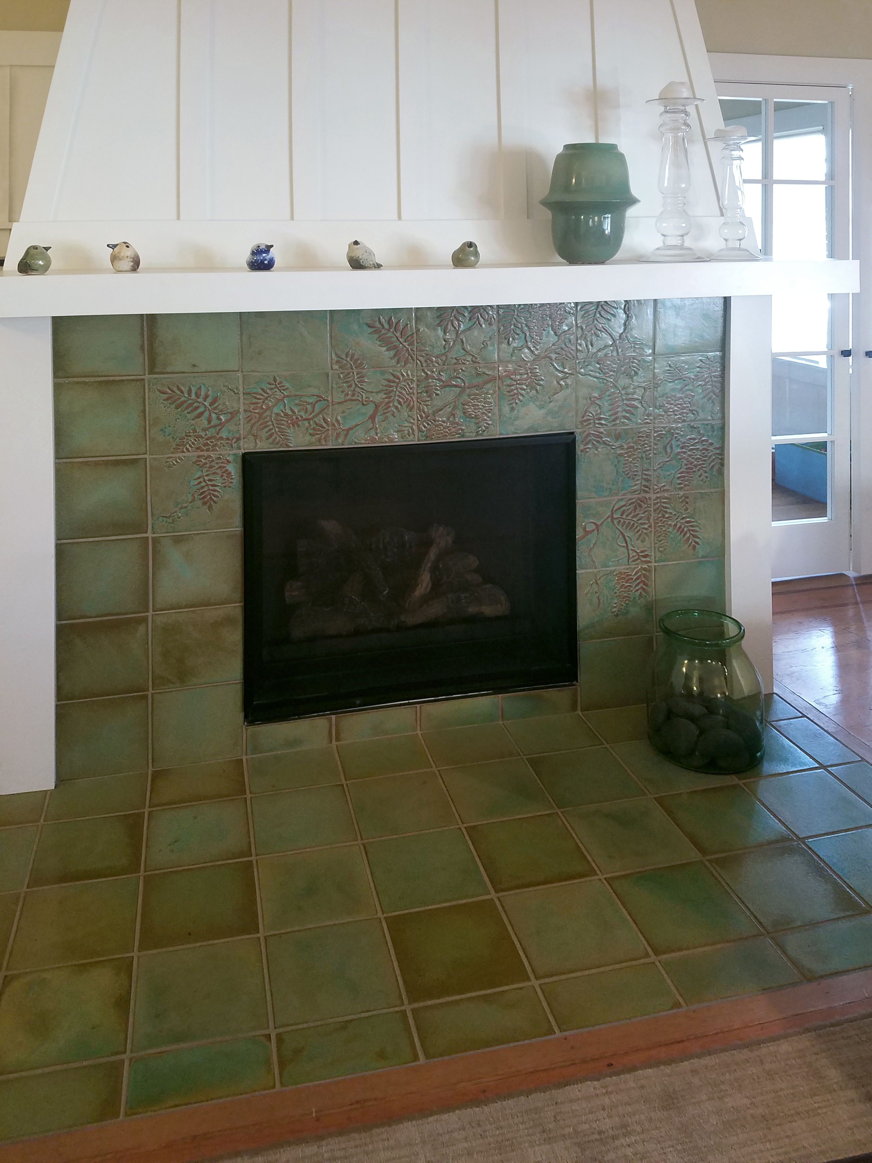 chippendalerestorationsgasfires federation fireplace antique rh category style tiles haberfield fireplaces