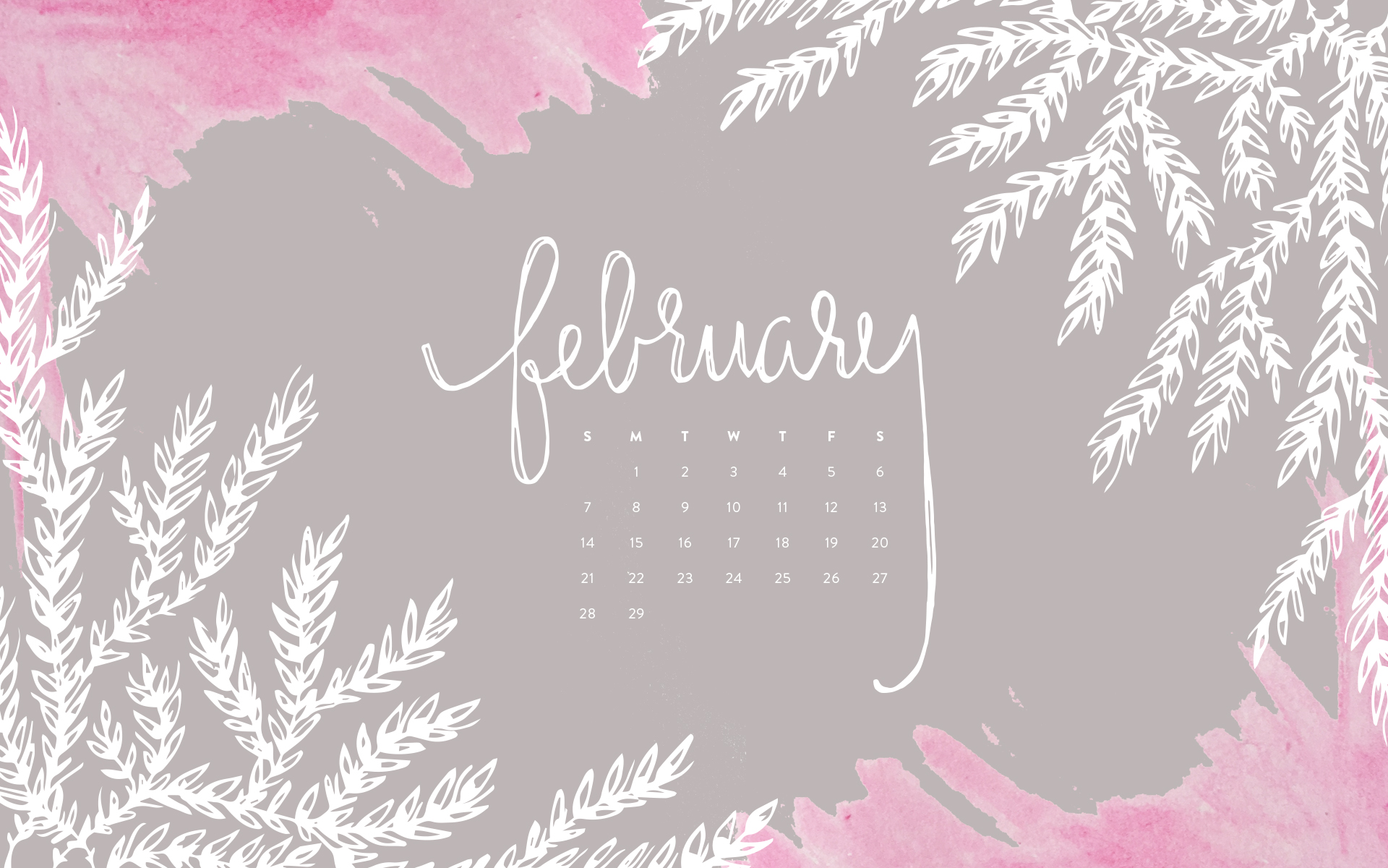 crosscards calendar wallpaper