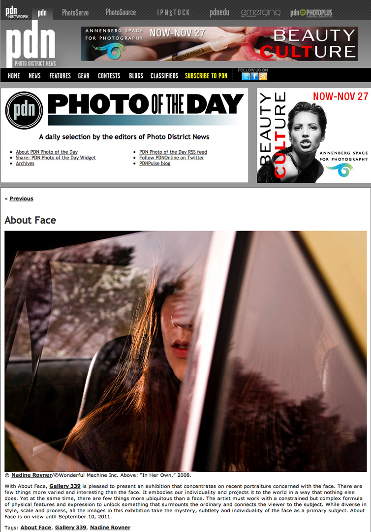 Photography: a selection of news