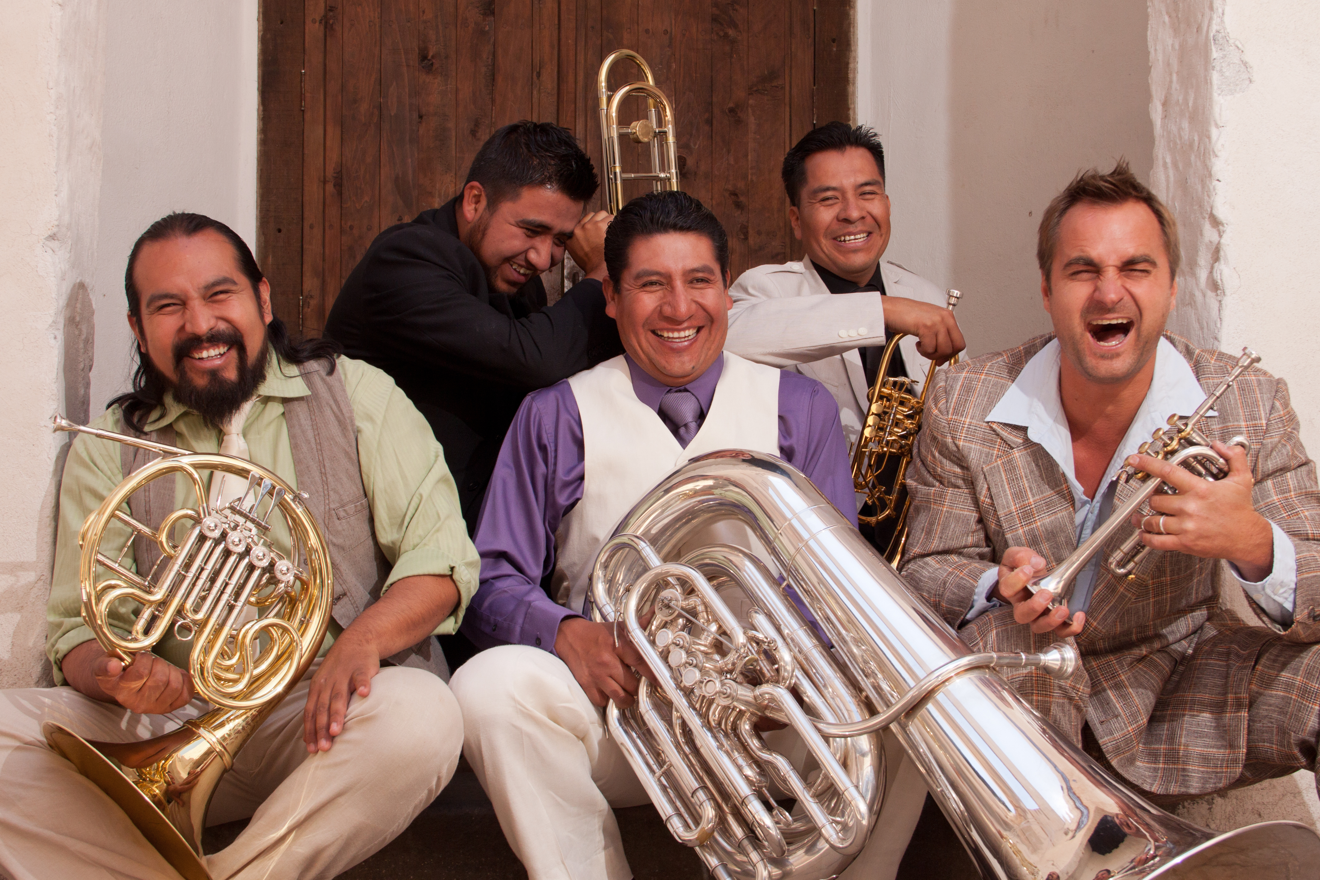 M5 - Mexican Brass — California Artists Management