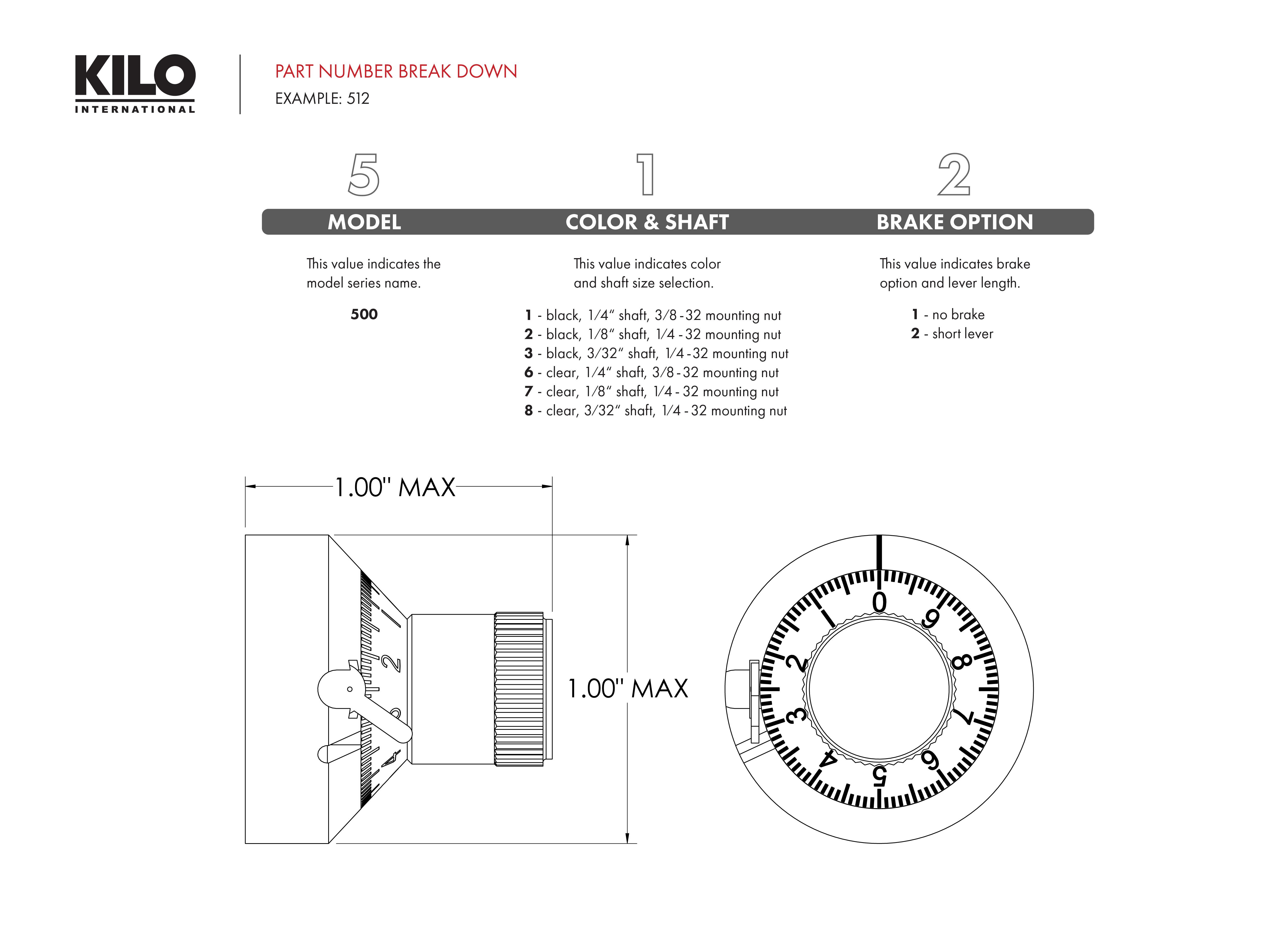 Scale Dials Potentiometers Variable Resistors Digikey Resistor Circuit Diagram Potentiometer 512 Datasheet