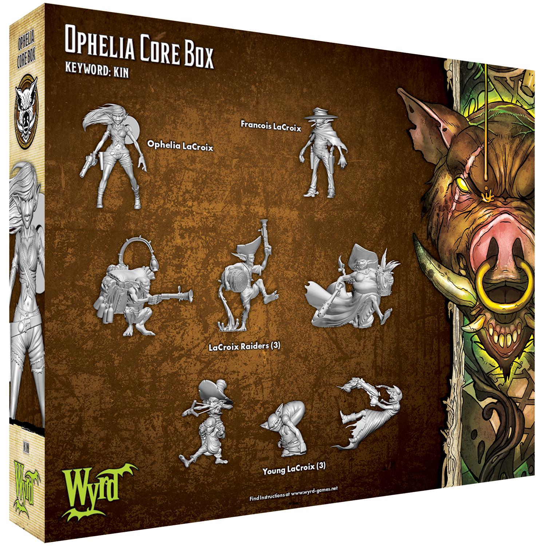 Ophelia LaCroix — Wyrd Games