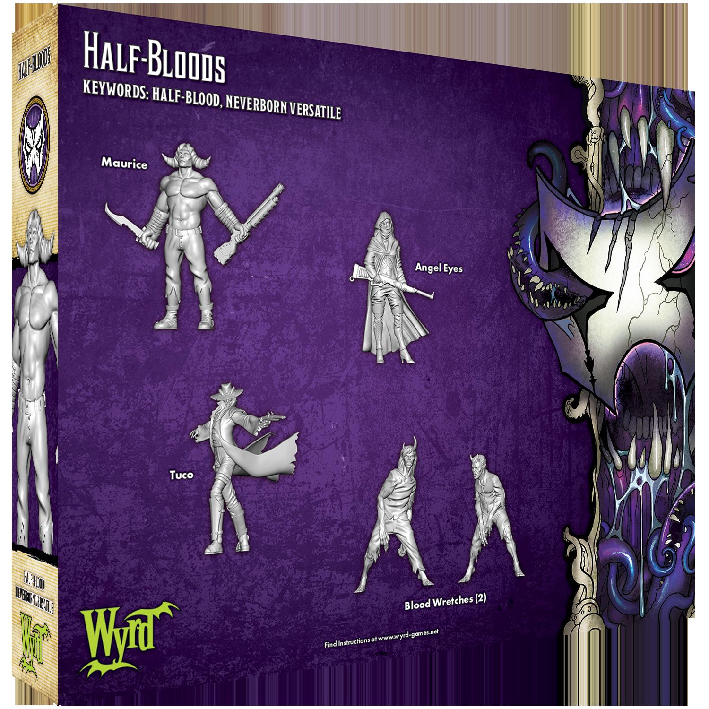 GAME STATE Singapore Half-Bloods Malifaux