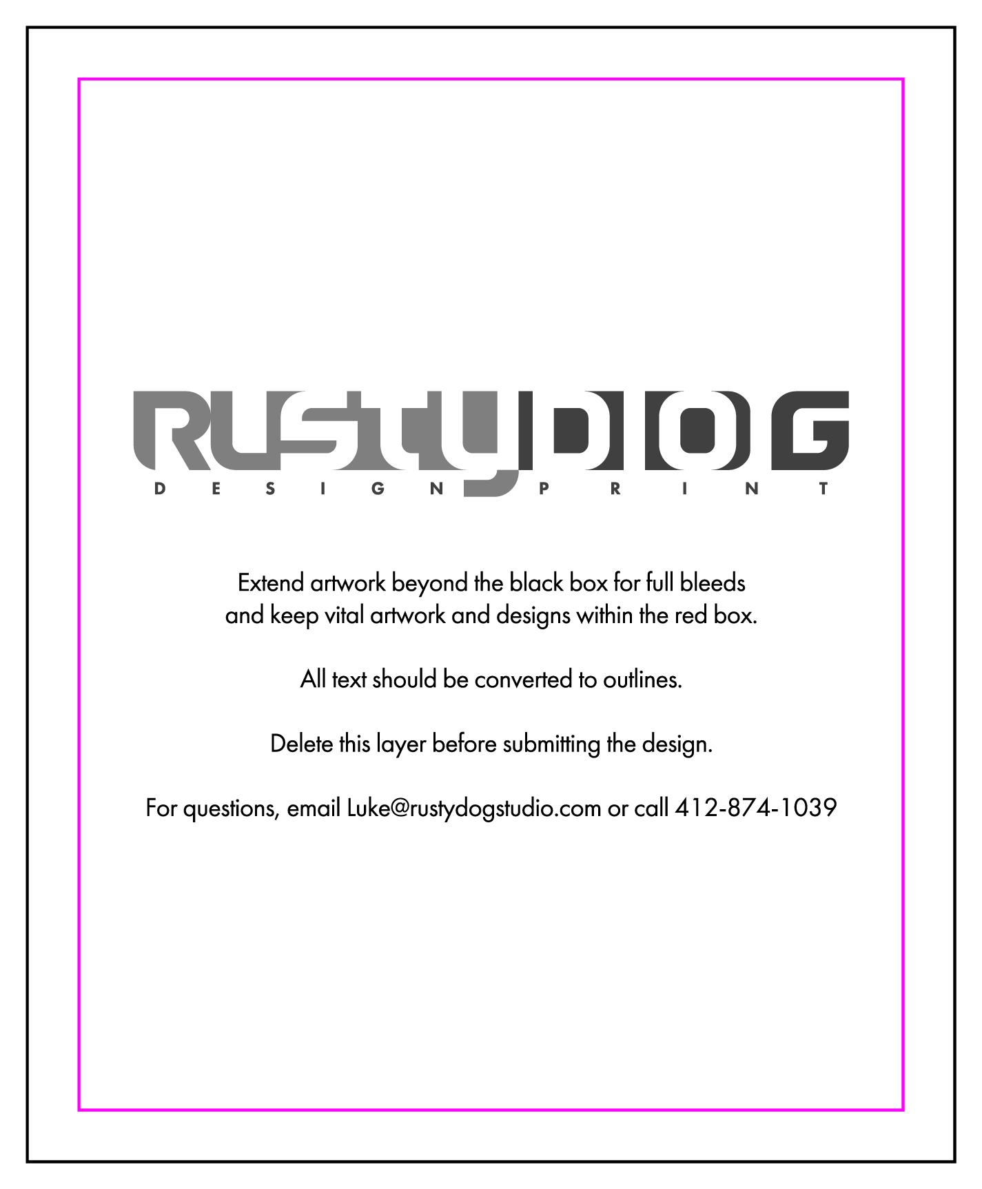 Templates for custom printed marketing materials in pittsburgh 425x55 vertical pdf jpeg spiritdancerdesigns Choice Image
